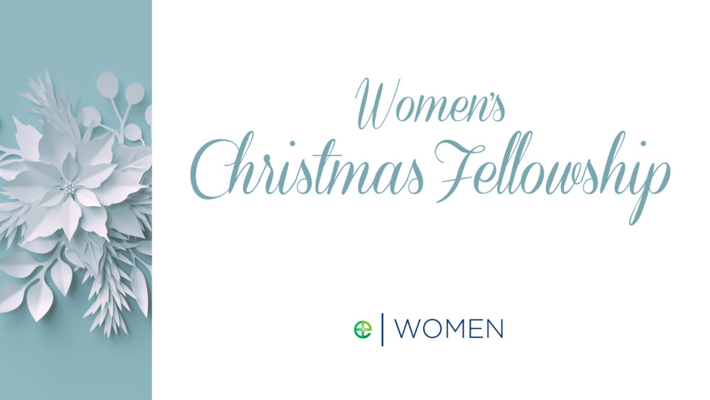 Women's Christmas Fellowship with Carmen LaBerge Image