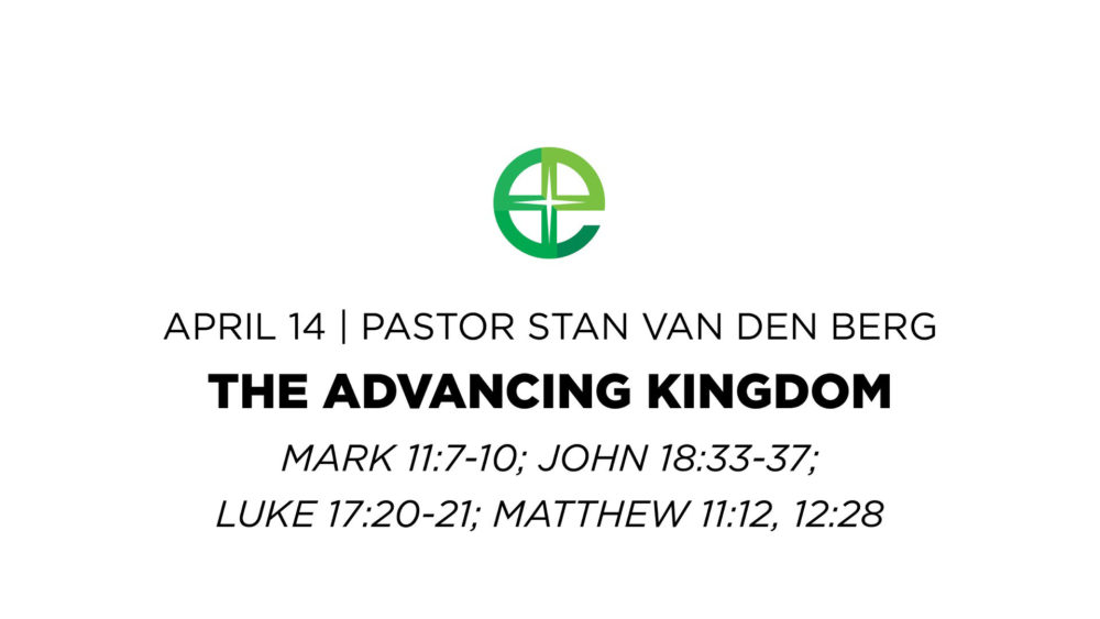The Advancing Kingdom Image