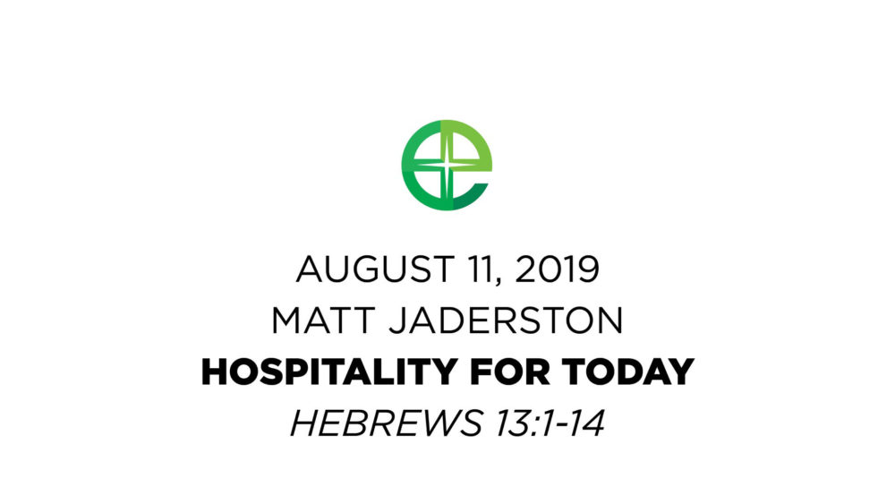 Hospitality for Today Image