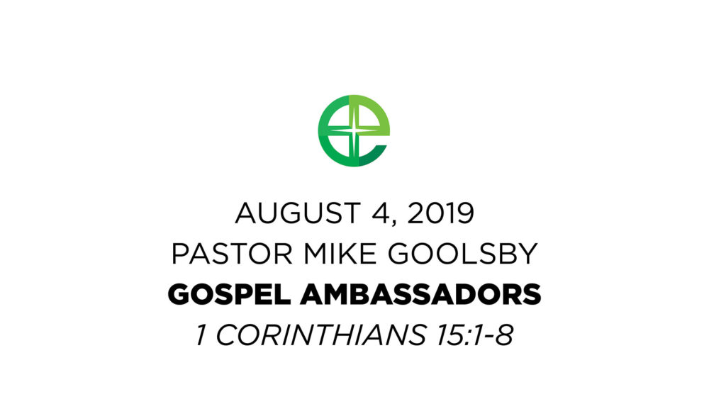 Gospel Ambassadors Image