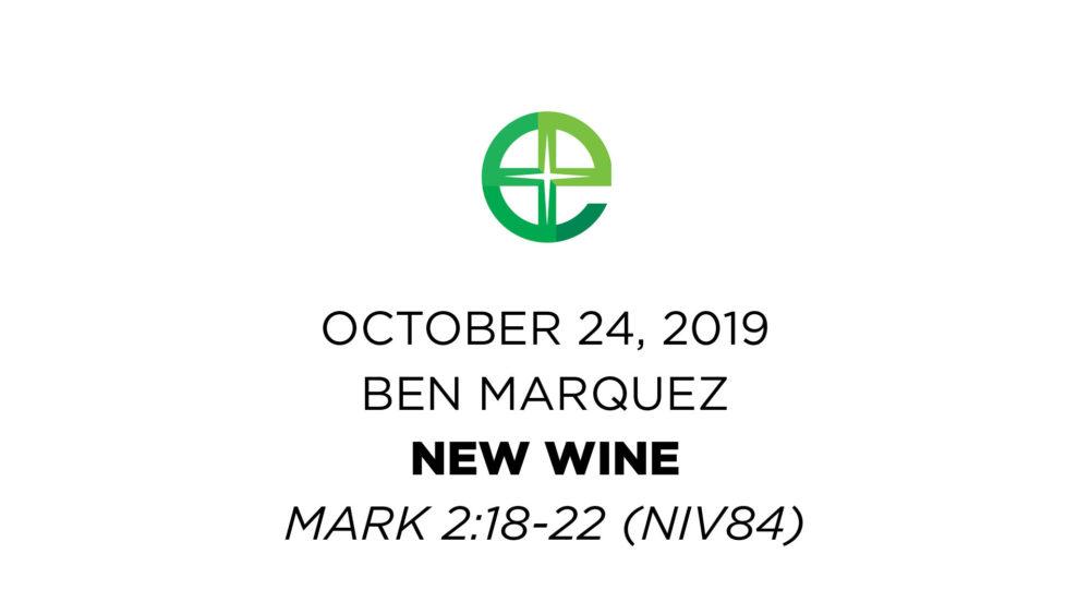 New Wine Image