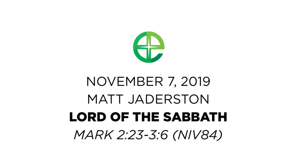 Lord of the Sabbath Image