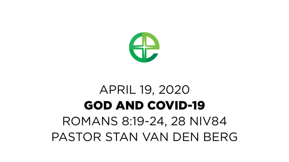 God and Covid-19 Image