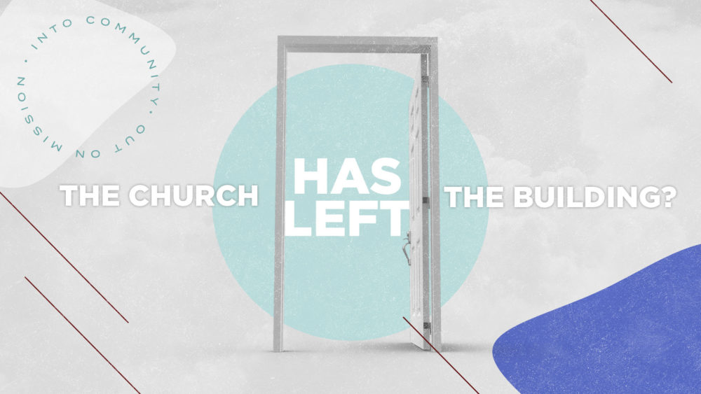 Has the church left the building?